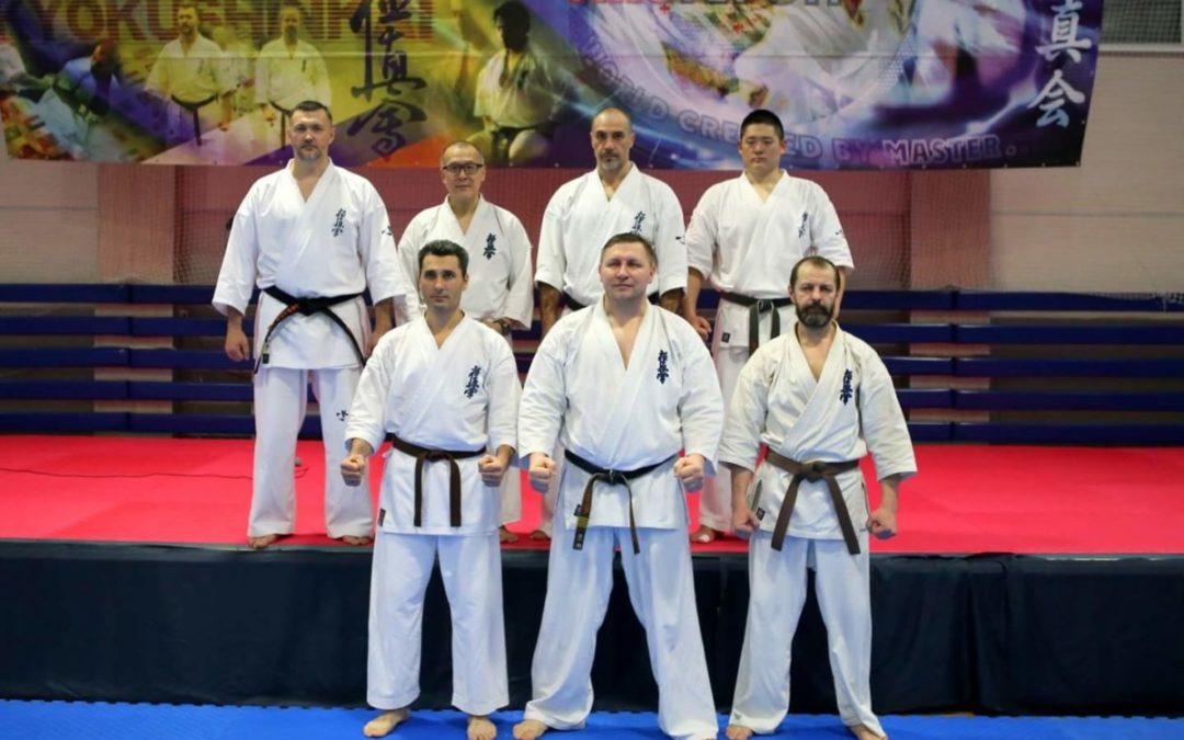 Всероссийские инструкторские учебно-тренировочные сборы