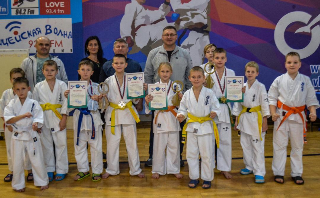 Учебно-тренировочный турнир по Киокусинкай, Орехово-Зуево