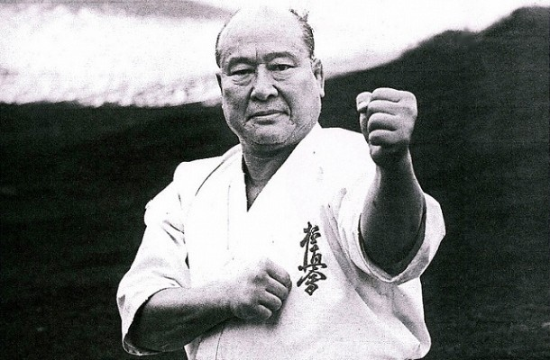 Масутацу Ояма.