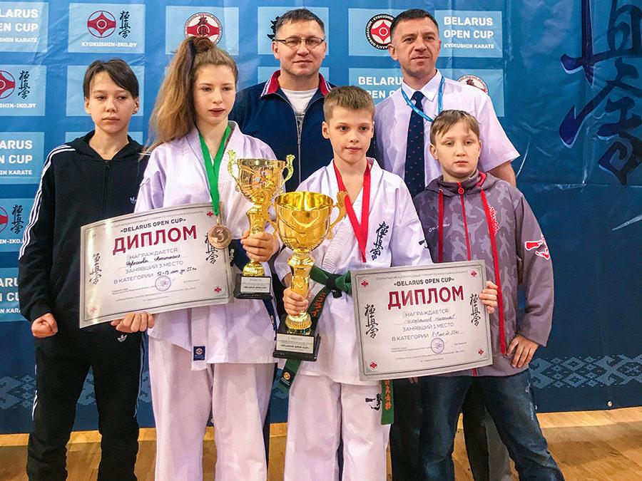 Открытый международный турнир по киокушинкай каратэ «Belarus Open Cup 2019»