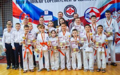 Турнир Федерации Киокусинкай Щелковского м.р. по ката и кумитэ